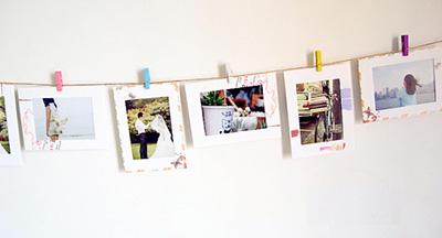 家居创意照片墙今年风行三大风格