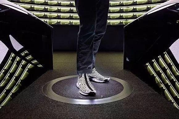 Nike想告诉你未来零售和未来工厂是这样的!